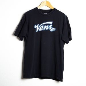 3 FOR $25 Vans Off The Wall Graphic Tee T-Shirt XL